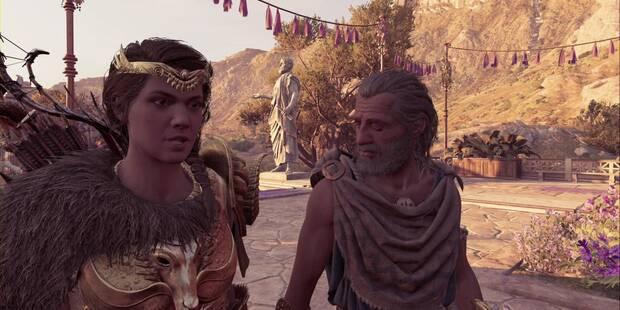Barnabás en el extranjero en Assassin's Creed Odyssey - Misión secundaria