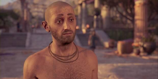 Acechante nocturno en Assassin's Creed Odyssey - Misión secundaria