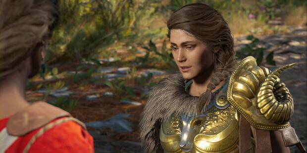 Donde todo empezó en Assassin's Creed Odyssey - Misión principal