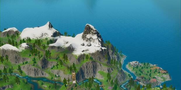Desafío Fortnite: Descubre lugares emblemáticos - SOLUCIÓN