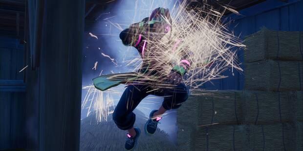 Desafío Fortnite: Ocúltate en escondites en partidas distintas - SOLUCIÓN