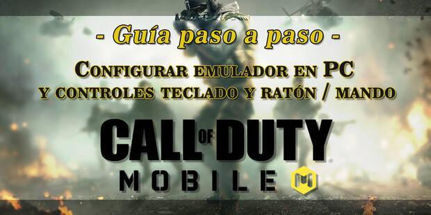 Call of Duty Mobile: ¿Cómo jugar en PC con teclado o mando?
