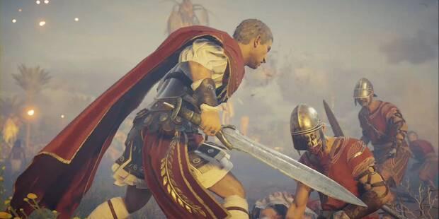 La batalla del Nilo - Misión principal de Assassin's Creed Origins