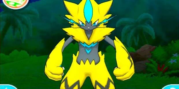 Cómo conseguir a Zeraora en Pokémon Ultrasol y Ultraluna