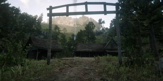 TODOS los lugares de interés en Red Dead Redemption 2 y cómo encontrarlos