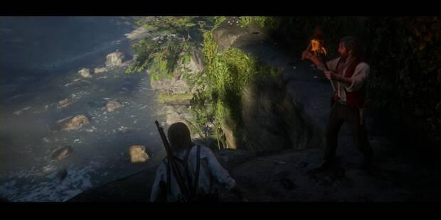 Un déspota amable y benevolente en Red Dead Redemption 2 - Misión principal