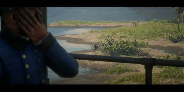 Horario de visita en Red Dead Redemption 2 - Misión prinicipal