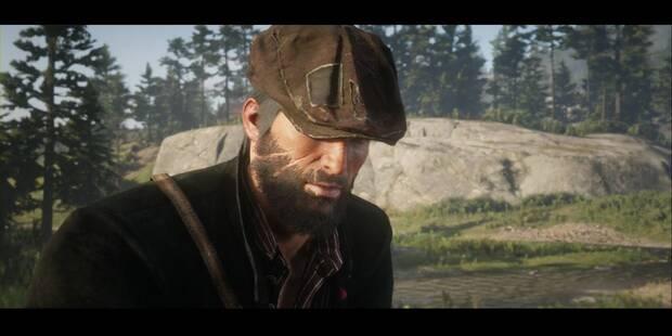 La rueda en Red Dead Redemption 2 - Misión principal