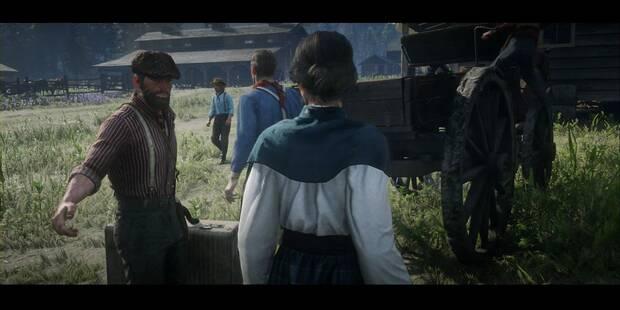 Pequeños placeres en Red Dead Redemption 2 - Misión principal