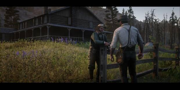 Rancho para principiantes en Red Dead Redemption 2 - Misión principal