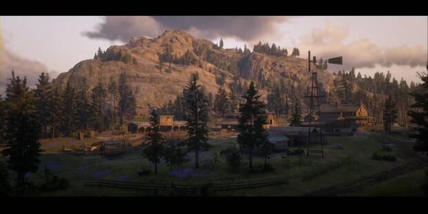 Maternidad en Red Dead Redemption 2 - Misión principal
