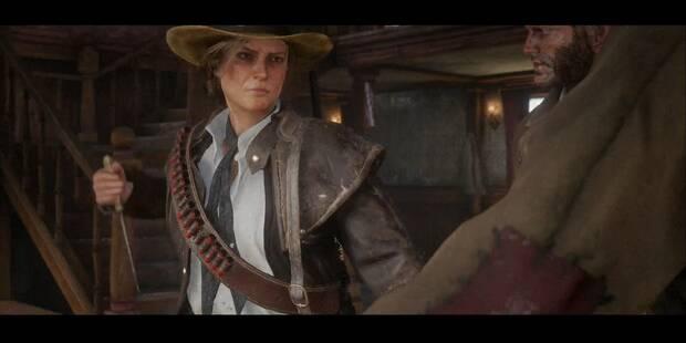 Empleo con ganancias en Red Dead Redemption 2 - Misión principal