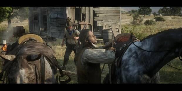 Arreglos caseros para principiantes en Red Dead Redemption 2 - Misión principal