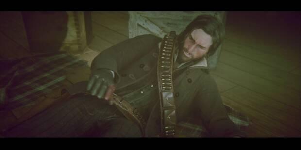 El mal día de Uncle en Red Dead Redemption 2 - Misión principal
