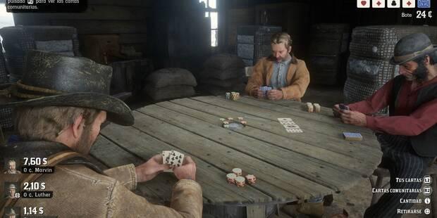 ¿Cómo jugar al Póker en Red Dead Redemption 2? - TUTORIAL y consejos