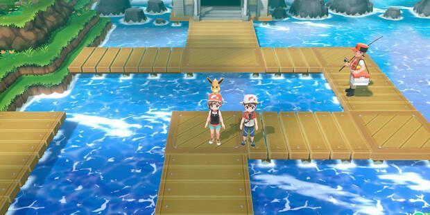 Trucos y consejos para jugar a Pokémon Let's Go Pikachu / Eevee