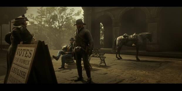 Localización de TODOS los Personajes especiales en Red Dead Redemption 2