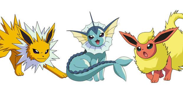 Pokémon Let's Go: Cómo evolucionar a Eevee en Flareon, Jolteon y Vaporeon