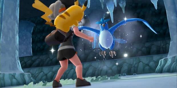 Articuno en Pokémon Let's Go: Cómo capturarlo y Localización