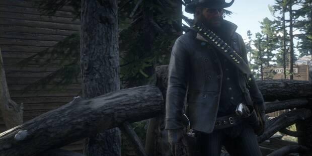 Robos en tiendas en Red Dead Redemption 2