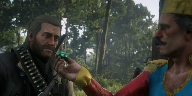 Misiones de forastero en Red Dead Redemption 2