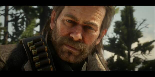 Publicidad: el nuevo arte americano en Red Dead Redemption 2 - Misión principal