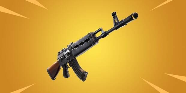 Fortnite Battle Royale: Anunciado un nuevo rifle de asalto pesado Imagen 2
