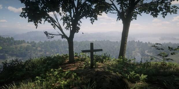 TODAS las tumbas en Red Dead Redemption 2 - Localización