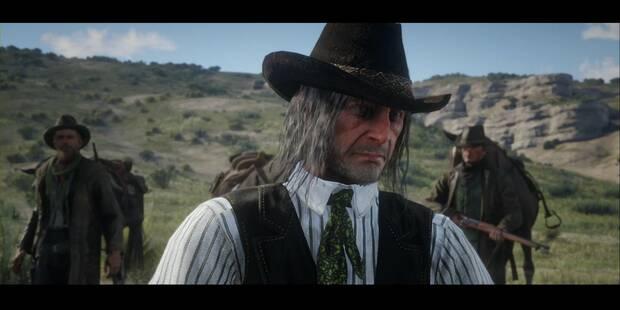 Bienaventurados los pacificadores en Red Dead Redemption 2 - Misión principal