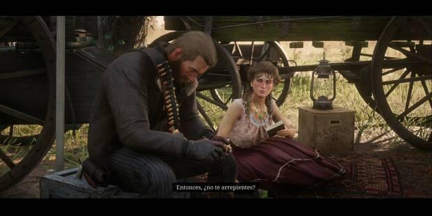 No, no y mil veces no en Red Dead Redemption 2 - Misión principal
