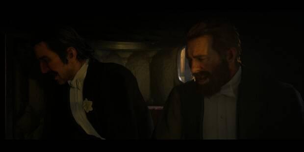 Una jaula de oro en Red Dead Redemption 2 - Misión principal