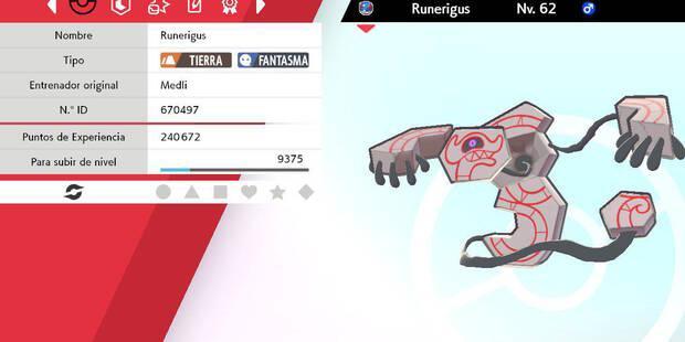 ¿Cómo evolucionar a Yamask en Runerigus en Pokémon Espada y Escudo?