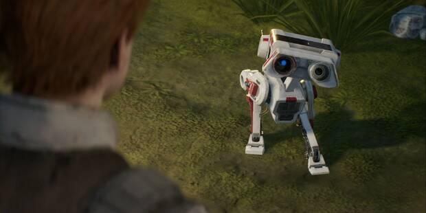 BD-1 en Star Wars Jedi: Fallen Order - Cómo conseguir sus mejoras