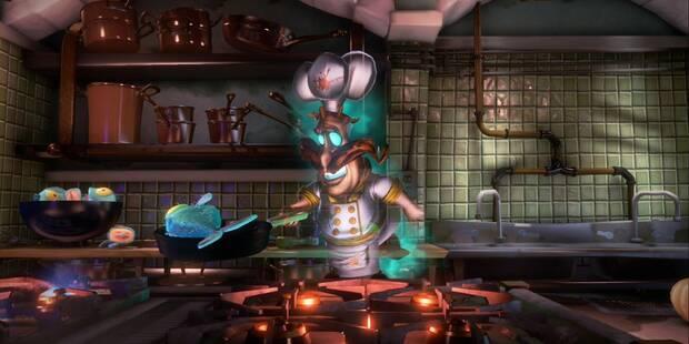 Cómo derrotar a Pescanislao en Luigi's Mansion 3