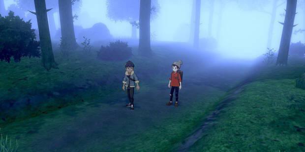 Bosque Oniria en Pokémon Espada y Escudo - Paso a paso y secretos