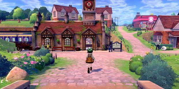 Pueblo Par en Pokémon Espada y Escudo - Paso a paso y secretos