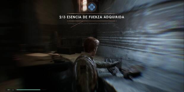 Esencias de Fuerza en SW Jedi: Fallen Order - Localización