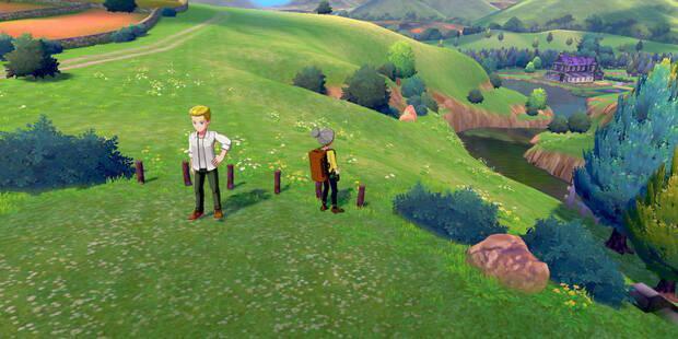 Ruta 2 en Pokémon Espada y Escudo - Qué Pokémon hay y secretos