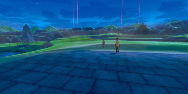 Área Silvestre (Norte) en Pokémon Espada y Escudo - Qué Pokémon hay y secretos
