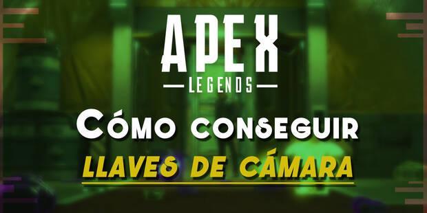 Apex Legends: ¿Cómo conseguir y usar las Llaves de cámara?