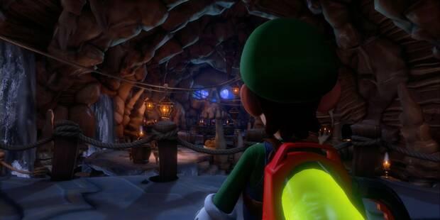 El Salmonente en Luigi's Mansion 3 al  100% y coleccionables
