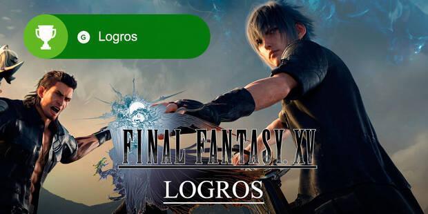 Guía de todos los logros de Final Fantasy XV en Xbox One
