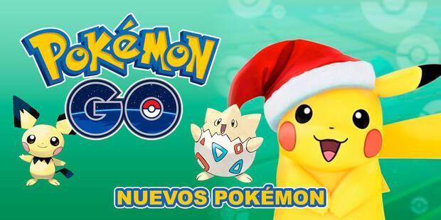 Cómo conseguir el Pikachu con gorro navideño en Pokémon GO