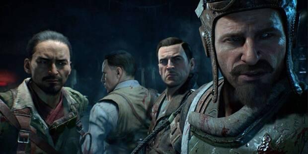 Easter egg de La sangre de los condenados en CoD Black Ops 4 Zombies: paso a paso