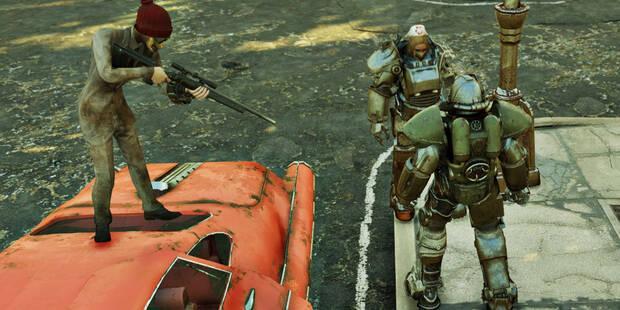 PVP en Fallout 76: cómo funciona y cómo evitarlo