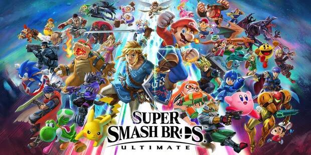 Personajes de Super Smash Bros. Ultimate