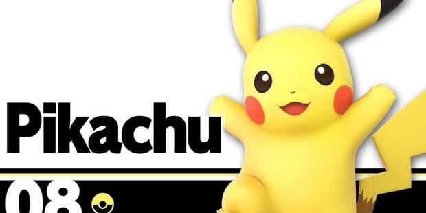 Cómo desbloquear a Pikachu en Super Smash Bros. Ultimate