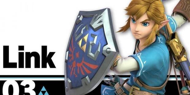 Cómo desbloquear a Link en Super Smash Bros. Ultimate