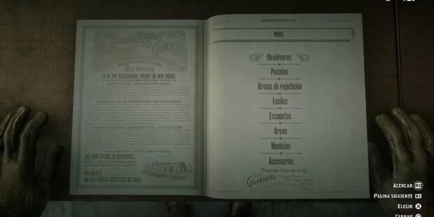 Las MEJORES armas de Red Dead Online - Listado y precios