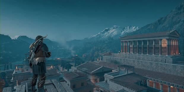 Una petición peculiar en Assassin's Creed Odyssey